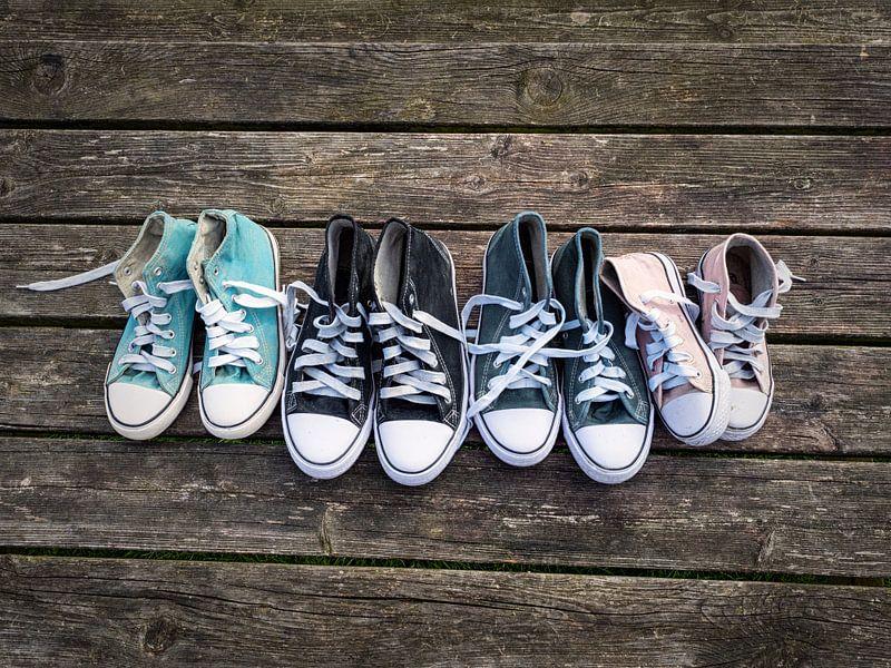 Schoenen! van Lex Schulte