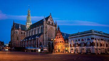 De Grote of St. Bavokerk te Haarlem