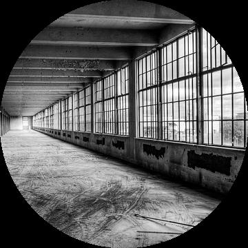 Strijp-S Eindhoven - voor de ombouw tot lofts van Bas Wolfs