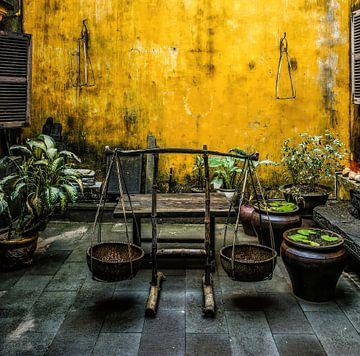 Vietnamese binnenkoer van Joris Pannemans - Loris Photography