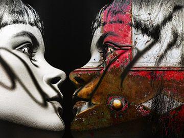 Twins von Gabi Hampe