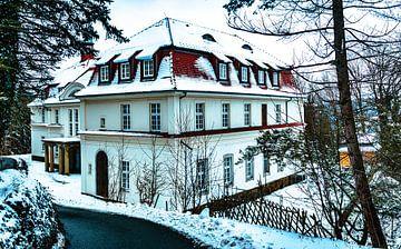 Das Renovierte Schloss im Erzgebirge von Johnny Flash
