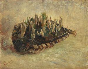 Vincent van Gogh, Korb mit Krokuszwiebeln von 1000 Schilderijen