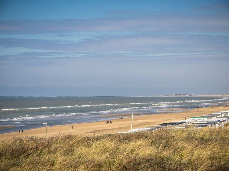 Strand Zandvoort von Martijn Tilroe
