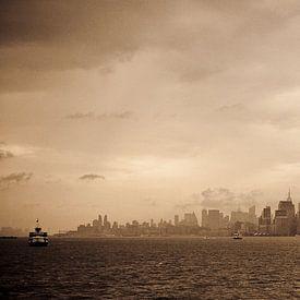 NYC Financial van Maarten De Wispelaere