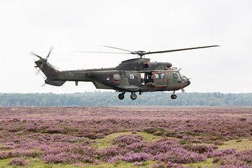 Cougar transporthelikopter van André Dorst