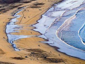 At the beach of Agadir van brava64 - Gabi Hampe