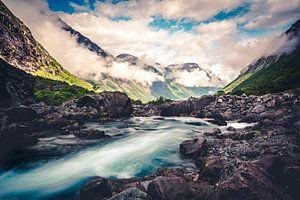Noorwegen landschap van Emmory Schröder
