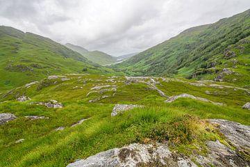 Schottland in seiner schönsten Form! von Dirk van Egmond