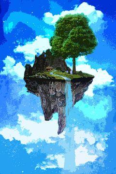 Fantasy-Island von Moritz Mayer