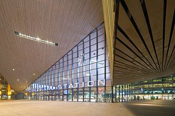 Rotterdam Centraal Station von Anton de Zeeuw