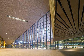 Rotterdam Centraal Station sur Anton de Zeeuw