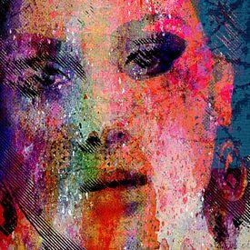Art face 001 van PictureWork - Digital artist