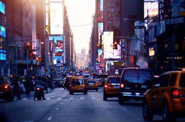 New York van Madeleine Michel