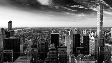 Blick vom Rockefeller Center von Kurt Krause