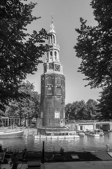 Oude Schans - Montelbaanstoren van Hugo Lingeman