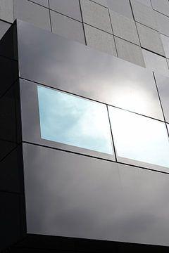 Gevel van een modern kantoorgebouw van Heiko Kueverling