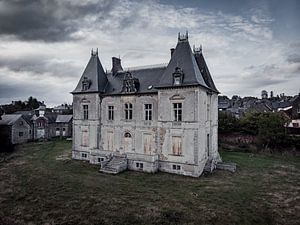 Dunkles Schloss...