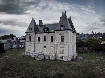 Dunkles Schloss... von Tristan Creation