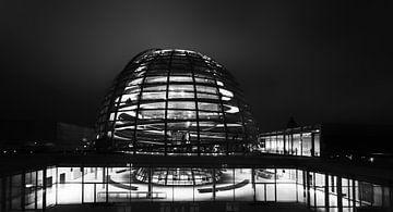 Reichstag Berlijn van Koen Lambooij
