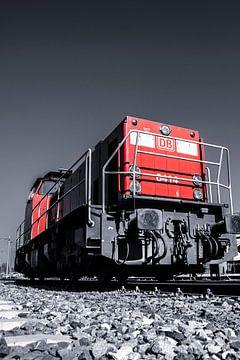 Locomotive II von Ruud van Ravenswaaij