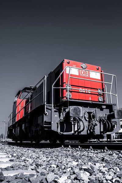 Locomotive II van Ruud van Ravenswaaij