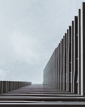 Neuer Babylon-Turm Den Haag von Jonai