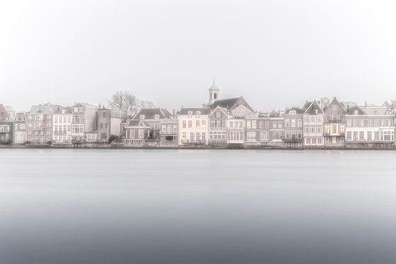 Dordrecht in de Mist van Rob van der Teen