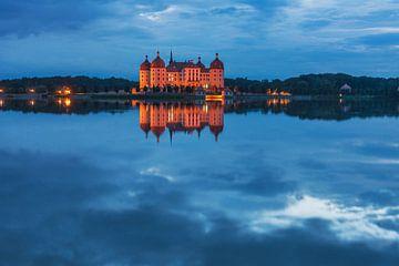 Schloss Moritzburg, Sachsen sur Gunter Kirsch