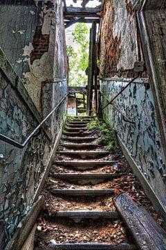 Urban Stairs van Dennis Claessens