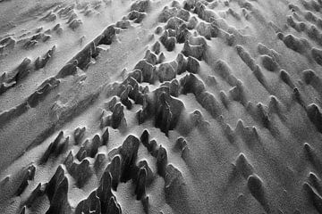 Berge am Strand von Anja Brouwer Fotografie