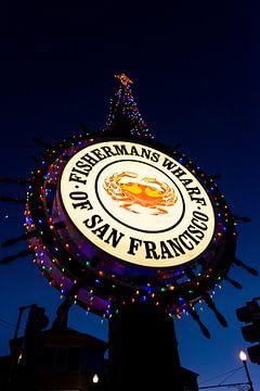 San Francisco - Fisherman's wharf von Keesnan Dogger Fotografie