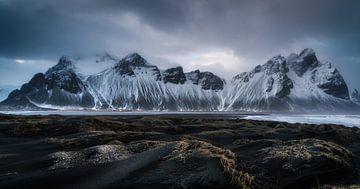 Vestrahorn IJsland van Mario Calma