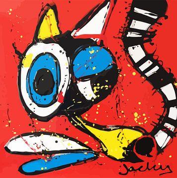 Psychcat von Jacky Zegers
