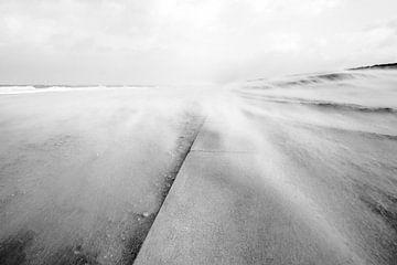 Scheveningen, Windstärke 10 von Marnix Hemmes