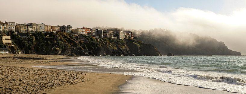 Baker Beach van Joris Pannemans - Loris Photography
