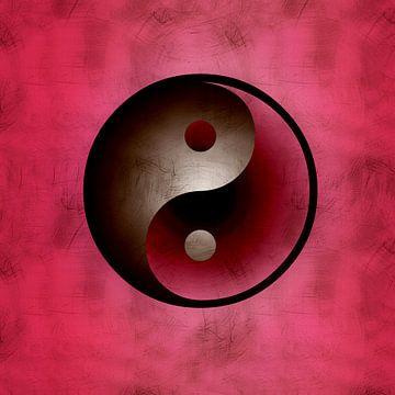 Symbole taoïste sur Martine Affre Eisenlohr