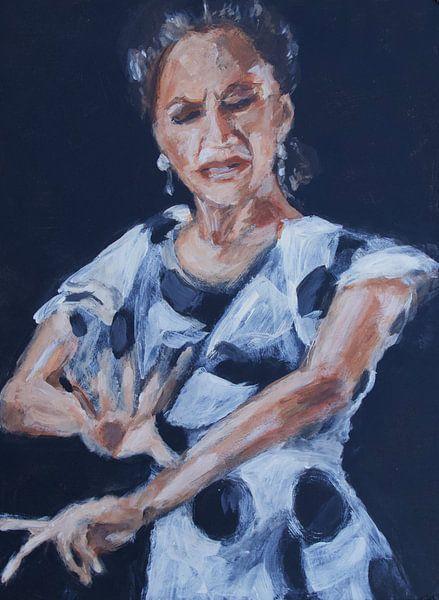 Flamenco, Olé van Mieke Daenen