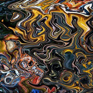 Mokeymind von GOOR abstracten
