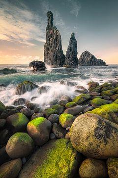 The Guardians (Ribeira da Janela / Madeira / Portugal) van Dirk Wiemer