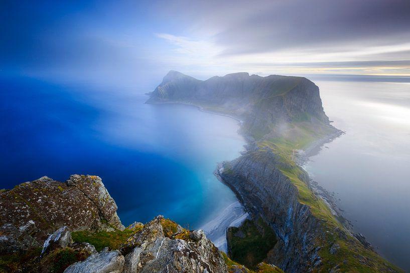 Vaeroy, Lofoten van Sven Broeckx