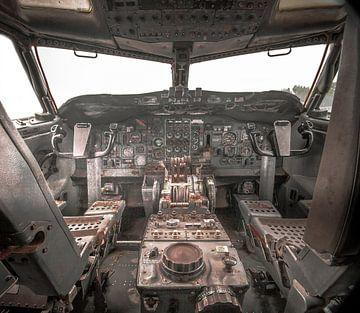 Cockpit Boeing von Olivier Van Cauwelaert