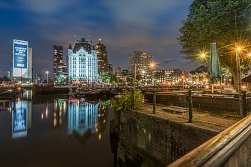 Witte Huis Rotterdam van Marco Faasse