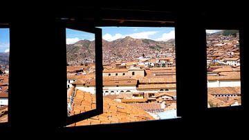'Cuzco', Peru von Martine Joanne