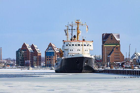 Winter in Rostock