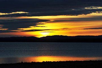 Sunset 4 van Marieke EWA