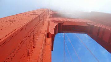 Golden gate bridge van ferdy visser