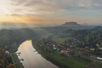 Saxon Switzerland van Gunter Kirsch