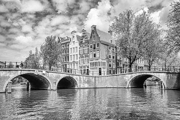 Amsterdam and the Amstel sur Celina Dorrestein