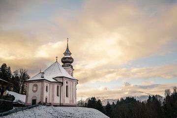 Wallfahrtskirche in Berchtesgaden von road to aloha